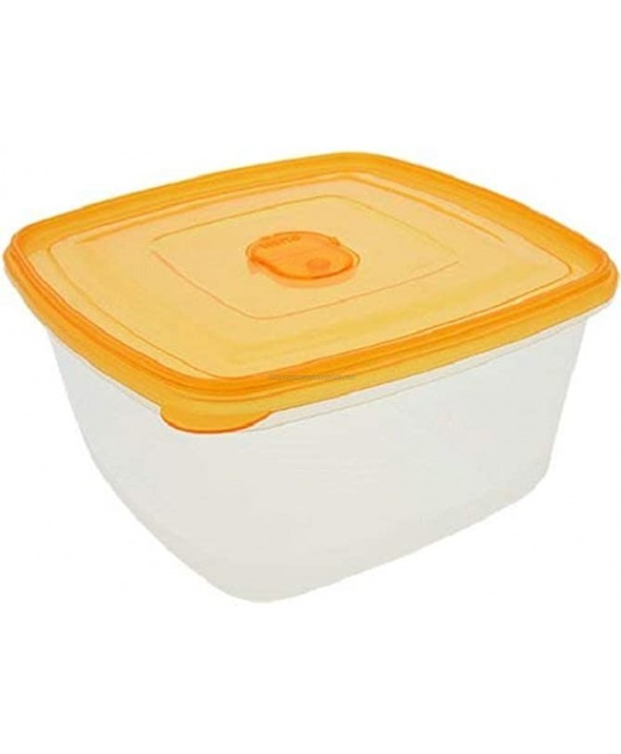 Sure Fresh Square Storage Containers with Vent Lids 76 oz.