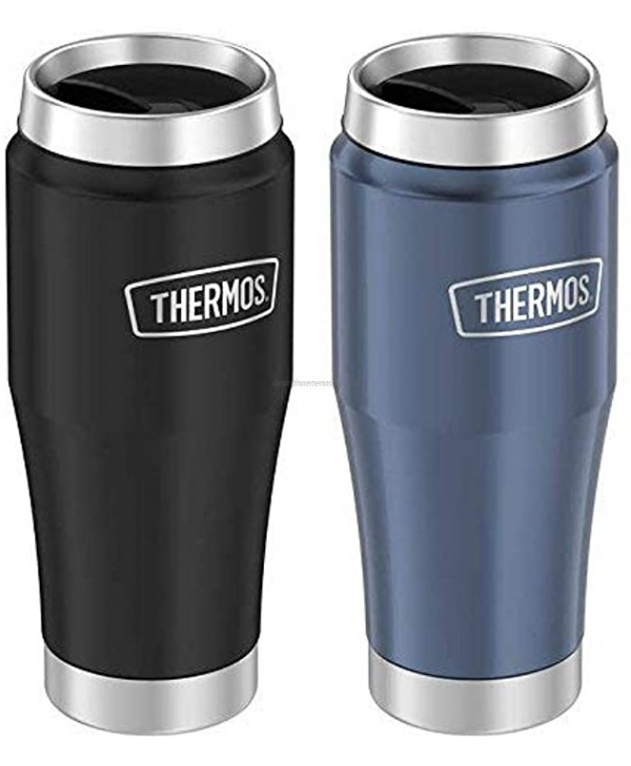 Thermos Stainless Steel Thermal Mug 2-pack Blue
